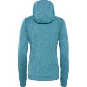 The North Face Kutum Sweat à capuche zippé Femme, storm blue heather